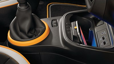Renault TWINGO - Photo chargeur smartphone à induction