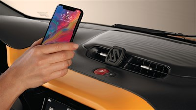 Renault TWINGO - Photo support smartphone nomade